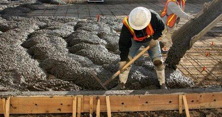 Смеси бетонные санкт петербург фибробетон своими руками